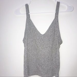 American Eagle Outfitters soft & sexy crop top